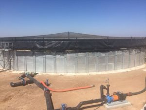 Environmental Barrier Netting 3 - Netco Energy Products