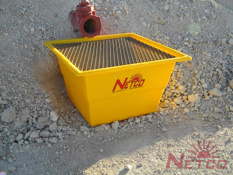 Poly Load Line Containments - Netco Energy Products